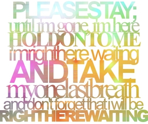 blink-182, not now, and text image