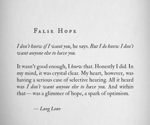 love, Lang Leav, and quotes image