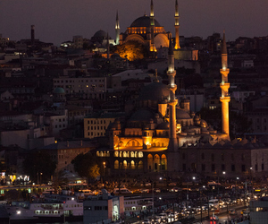 city, europe, and istanbul image