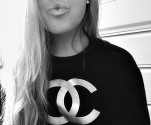 blonde, chanel, and fashion image