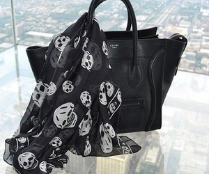 celine, bag, and fashion image