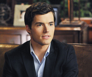 pll, pretty little liars, and ezra fitz image