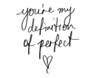 Youre So Perfect To Me Via Tumblr On We Heart It