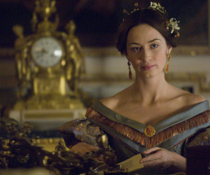 Emily Blunt, queen victoria, and Queen image