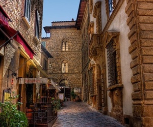 italy and volterra image