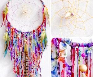 colors, dreamcatcher, and ethnic image