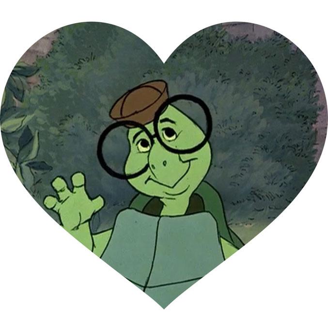 The Cutest Disney Turtles Oh My Disney On We Heart It