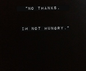 hungry, quote, and text image
