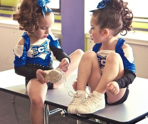 girl, cheerleader, and cute image