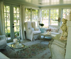 dream house and pretty rooms image