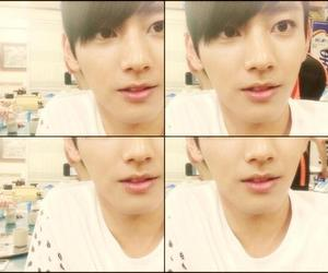 korean, selca, and myname image
