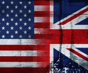 america, blue, and United Kingdom image