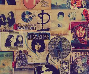 music, metallica, and Pink Floyd image