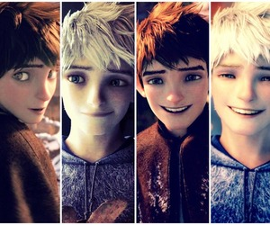 jackfrost, rotg, and rise of the guardians image