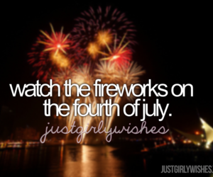 4th of july, beach, and fourth of july image