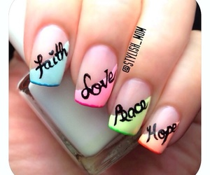 nails, love, and faith image