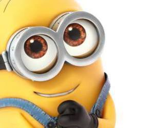minions, cute, and yellow image
