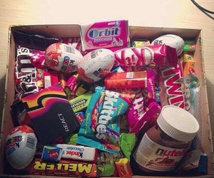 nutella, food, and candy image