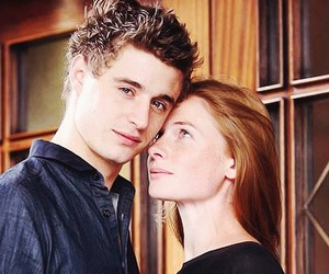 max irons, the white queen, and rebecca ferguson image