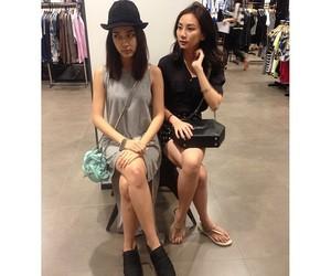 asian, bag, and dress image