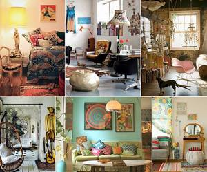 decor, living, and room image