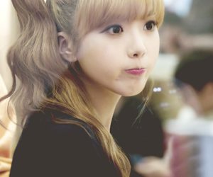 yoonjo, cute, and kpop image