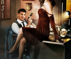 Hot, sexy, and bones tv show image