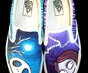 vans, jack, and shoes image