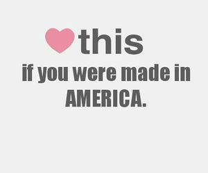 america and american image