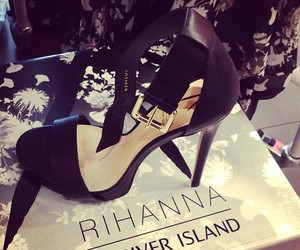 rihanna, shoes, and fashion image