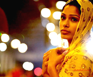 bollywood, lights, and painting image