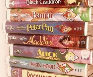 disney, childhood, and peter pan image