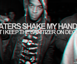 kid cudi and haters image