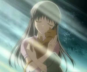 anime, kyo, and tohru image