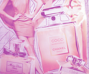 chanel, perfume, and photography image