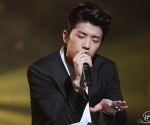 2PM and wooyoung image