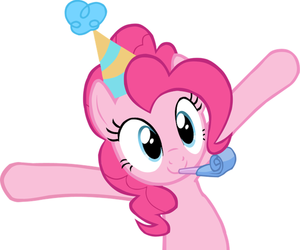 my little pony and pinkie pie image