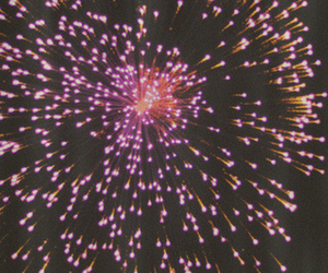 fireworks, indie, and grunge image