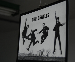 60's, Paul McCartney, and the beatles image