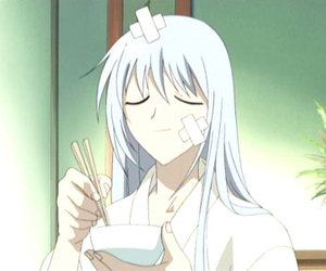 anime, ayame, and fruits basket image