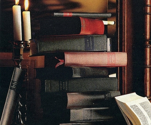 bibliophile, buch, and books image