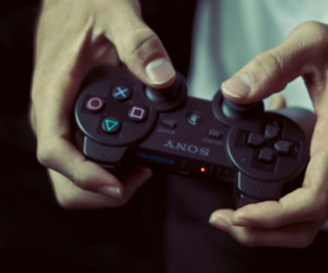 game, photography, and playstation image