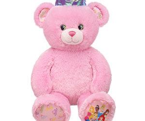 bear, pink, and princess image