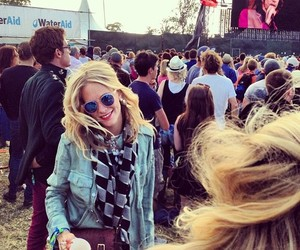 beauty, sunglasses, and poppy delevingne image