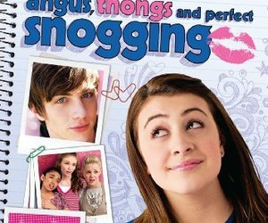 aaron johnson, perfect snogging, and the best movie ever image
