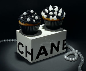 chanel, pearl, and love image