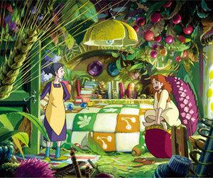 arrietty, anime, and studio ghibli image