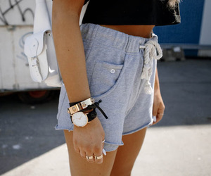 fashion, shorts, and style image