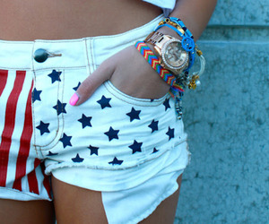 shorts, usa, and short image