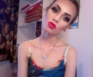 alien, ugly, and beauty image